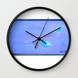 elephant dream Wall Clock
