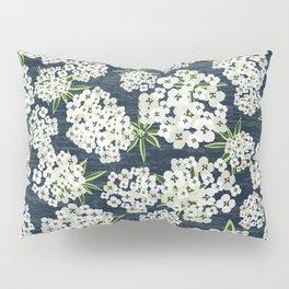 Alyssum - Navy & White Pillow Sham