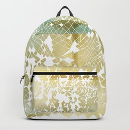 Fractured Gold Backpack