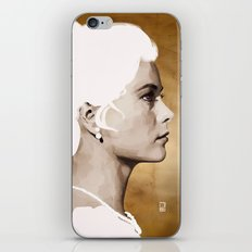 Grace Kelly iPhone & iPod Skin