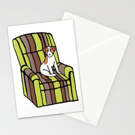 Eddie & The Ugly Chair Stationery Cards