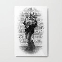 Hoarding Metal Print