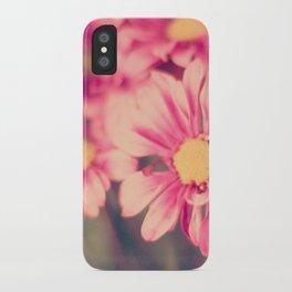 Pink Retro  iPhone Case