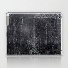 Vertical Scheme Laptop & iPad Skin