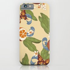Botanical Oranges iPhone 6s Slim Case