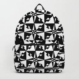 optical pattern 42 Backpack