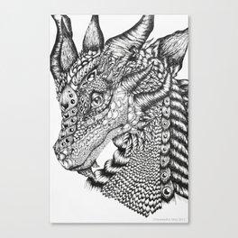Zerachiel Canvas Print