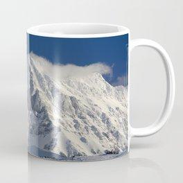 """Foggy mountains"". Alcazaba  mountain 3371 meters Coffee Mug"