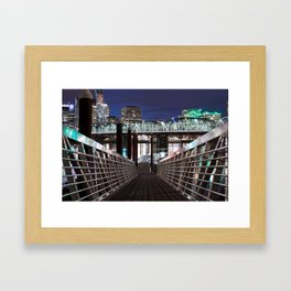 Hawthorne Framed Art Print