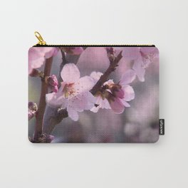 Pink spring time Carry-All Pouch