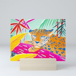 Vibrant Jungle Mini Art Print