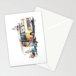the GISHBUS Stationery Cards