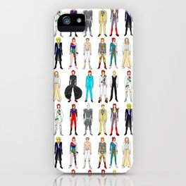 Retro Vintage Fashion 1 iPhone Case