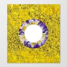 Floral Blooms I Canvas Print