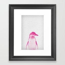 Penguin 02 Framed Art Print