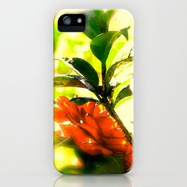 """Lazy Afternoon (iv)"" by ICA PAVON iPhone Case"