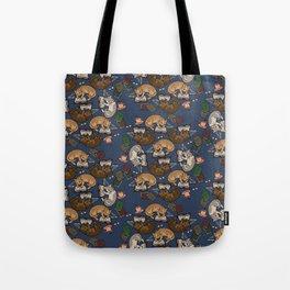 Book Cats Tote Bag