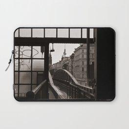 BERLIN TELETOWER - urban landscape Laptop Sleeve