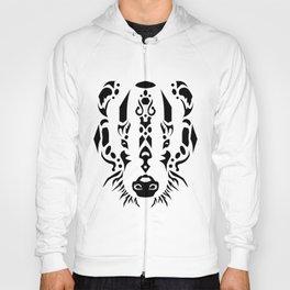 Tribal Badger Hoody