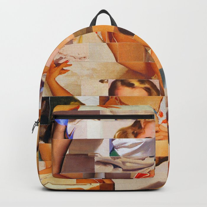 The Young and the Restless (Provenance Series) Backpack