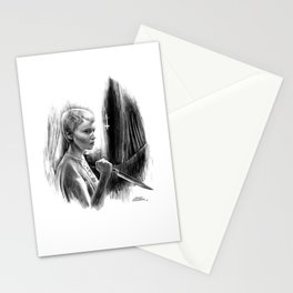 Homage to Rosemary's Baby Stationery Cards