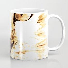 Cat with an attitude Coffee Mug