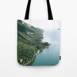 Chinitna Bay Tote Bag
