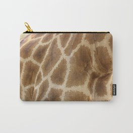 skin of a giraffe Carry-All Pouch