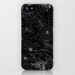 cobwebs iPhone Case