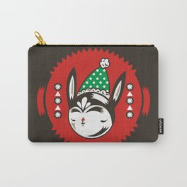 Green Remy Carry-All Pouch