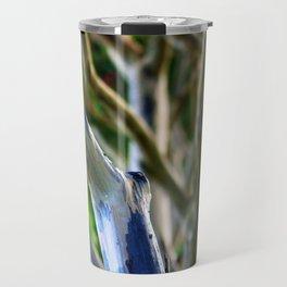 Crepe Myrtle Tree Branches Travel Mug