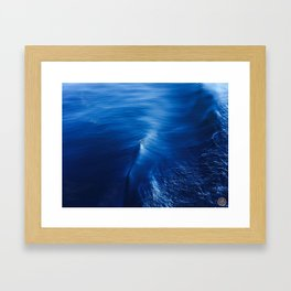 It Changes Who We Think We Are Framed Art Print