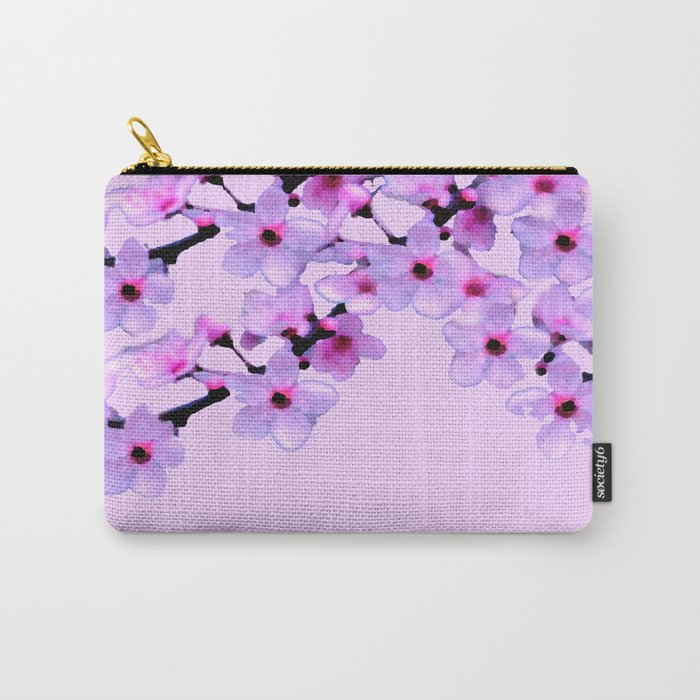 Cherry Blossom - In Memory of Mackenzie Carry-All Pouch