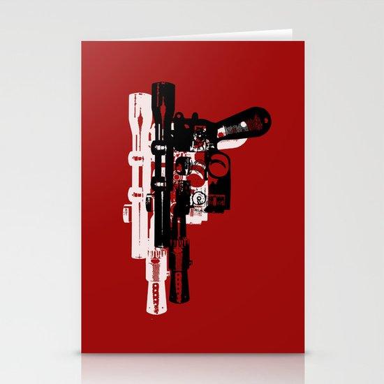 Blaster II Stationery Cards