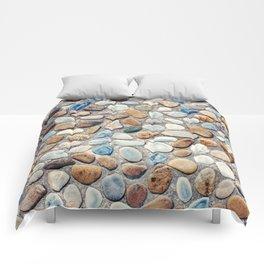 Pebble Rock Flooring V Comforters