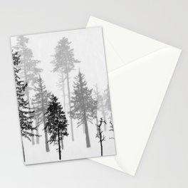 Dark and Deep Stationery Cards