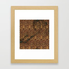 Abstracted Framed Art Print