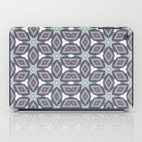 parks and recreation iPad Cases featuring Looping Parks by Anna Schoenberger