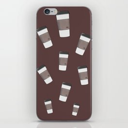 Coffeeholic iPhone Skin