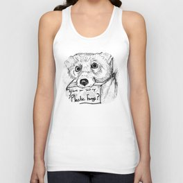 Plastic Fangs Collective Unisex Tank Top