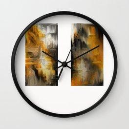 Roman II Wall Clock