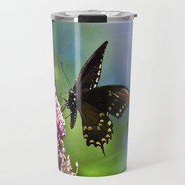 Butterfly VII Travel Mug