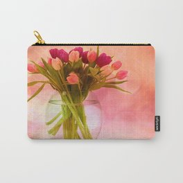 A Bloom for Spring Carry-All Pouch