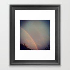 YOUANDMEFOREVER Framed Art Print