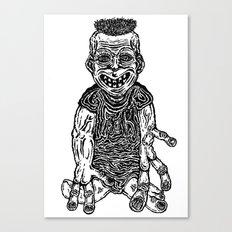 Freak Canvas Print