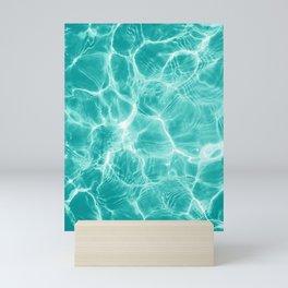 Pool Dream #1 #water #decor #art #society6 Mini Art Print
