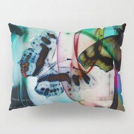 Butterflies in the twilight Pillow Sham