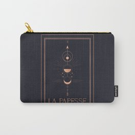 La Papesse or The High Priestess Tarot Carry-All Pouch