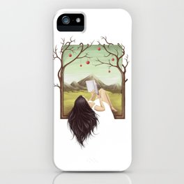 Hiraeth iPhone Case