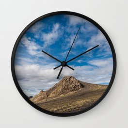 Road to Infinity Wall Clock